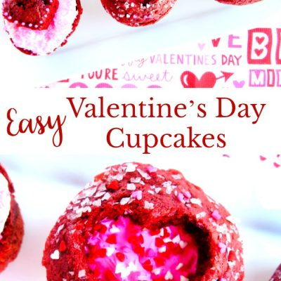 Easy Valentine's Day Cupcakes Kids Love to Make
