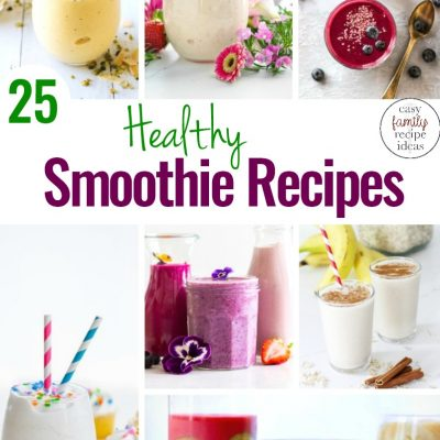 22 Healthy Smoothie Recipes Everyone Will Want to Drink