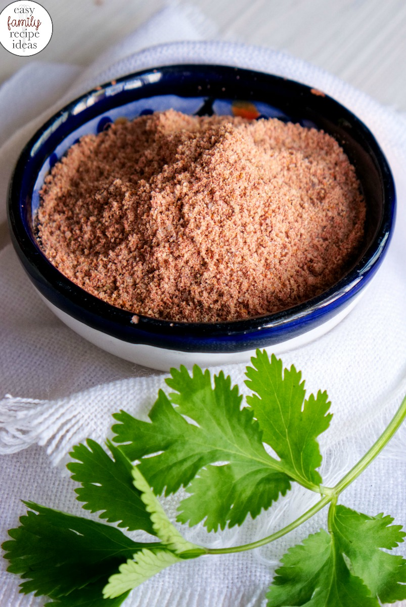 This is an amazing and super Easy Taco Seasoning recipe. This homemade taco seasoning is not only easy and homemade it's gluten-free. Taco Tuesday, Easy Taco Seasoning, Gluten Free Taco Seasoning it's Perfect for any Mexican food Recipes and Homemade Taco Seasoning for Ground Beef or Ground Turkey
