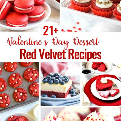21+ Red Velvet Desserts Perfect for Valentine's Day