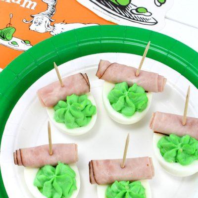 Dr. Seuss Green Eggs and Ham Recipe