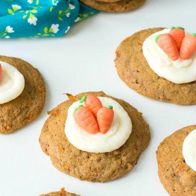 Carrot Cake Cookies – The Best Carrot Cookies Recipe