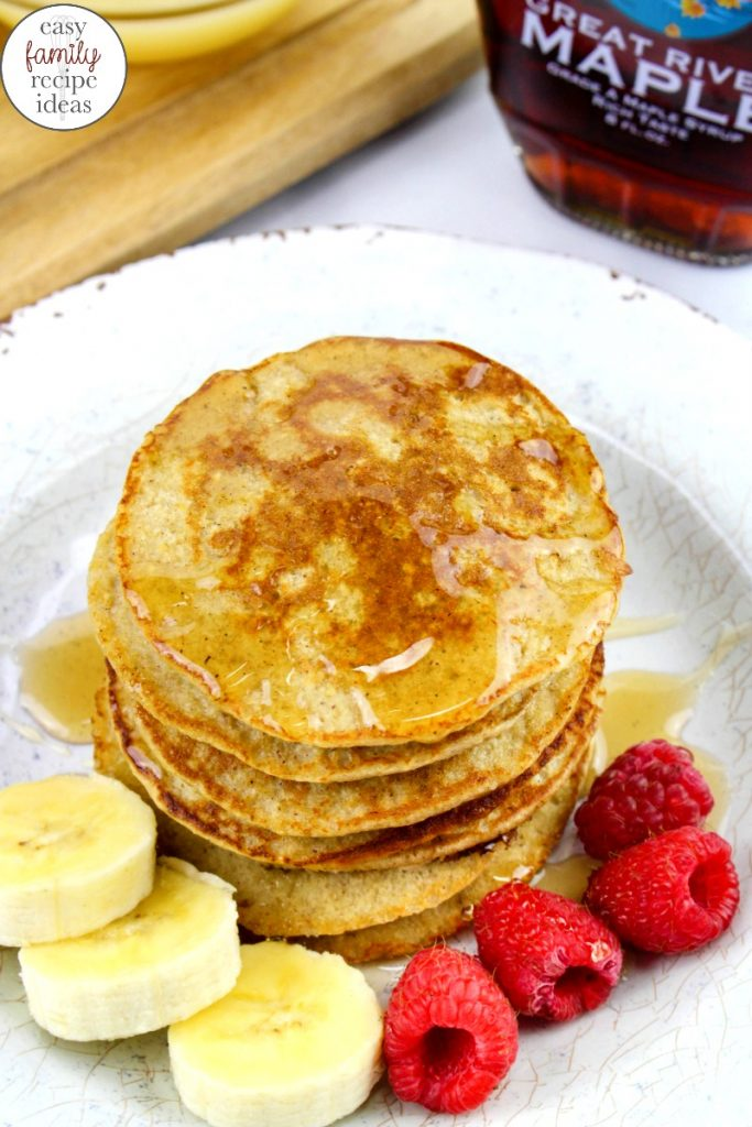 Easy to make Healthy Banana Pancakes, These fluffy Oatmeal Banana Pancakes are ready in 5 minutes. Healthy Banana Pancakes Oats, After you taste these delicious Banana Oat Pancakes, you'll never go back to your old version again.
