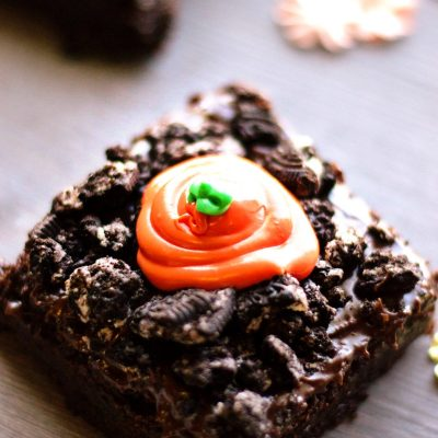 Oreo Brownies Recipe for Easter