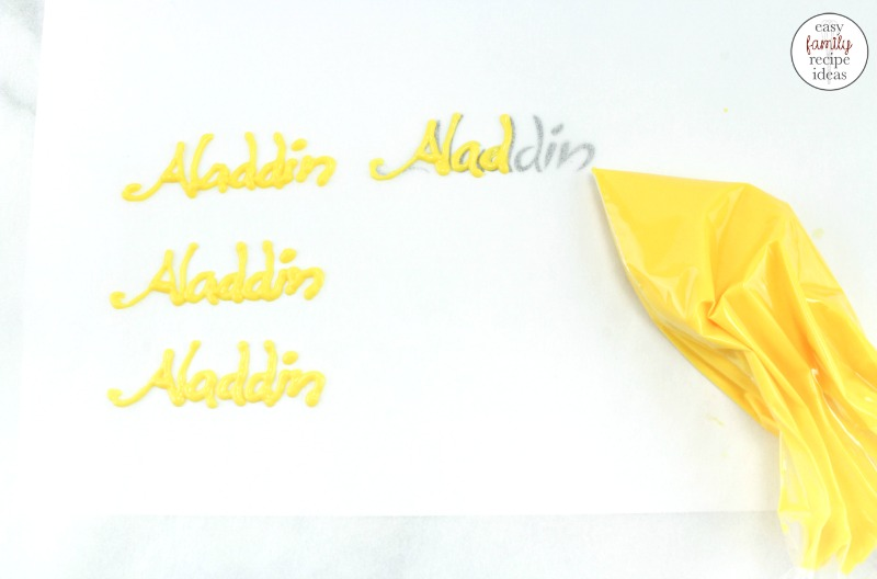 These Aladdin Cake Cookies are perfect for anyone that loves the movie Aladdin. Delicious Cake Mix Cookies that are easy to make. Whether you are preparing for a fun Arabian themed party, or you are looking for an easy cookie idea this is it!