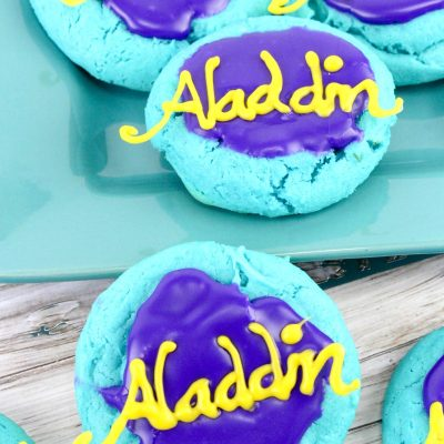 Aladdin Cake Cookies – Easy Cookie Recipe