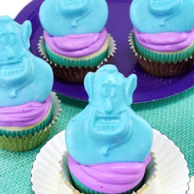 Aladdin Cupcakes – Easy and Delicious
