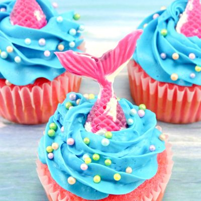 Mermaid Cupcakes – Easy Mermaid Cupcakes Everyone Will Love