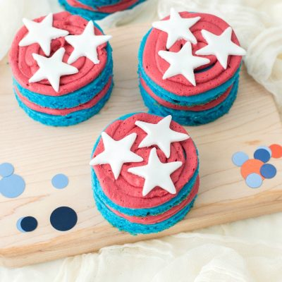 Patriotic Cake – Perfect 4th of July Cake Recipe
