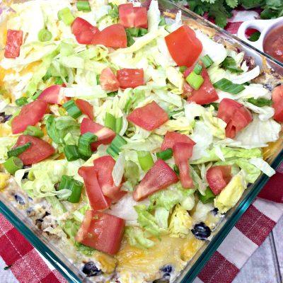 Taco Casserole Recipe Your Family will Love