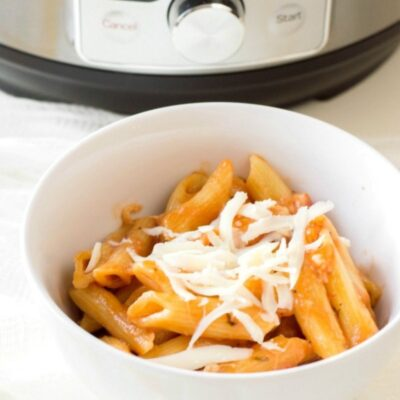 Instant Pot Chicken Pasta That Tastes So Good