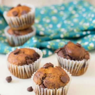 Chocolate Pumpkin Muffins – Delicious Fall Treat