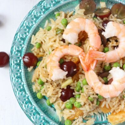 Easy Shrimp and Rice – Easy Kid Dinner Recipes