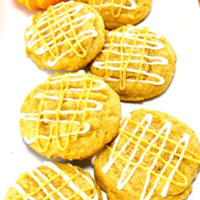 Pumpkin Spice Cookies Make a Delicious Fall Treat