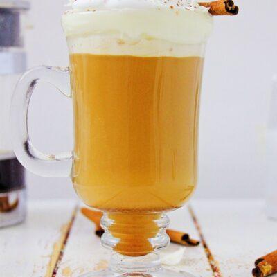 White Chocolate Pumpkin Spice Latte Recipe Perfect Fall Coffee Idea