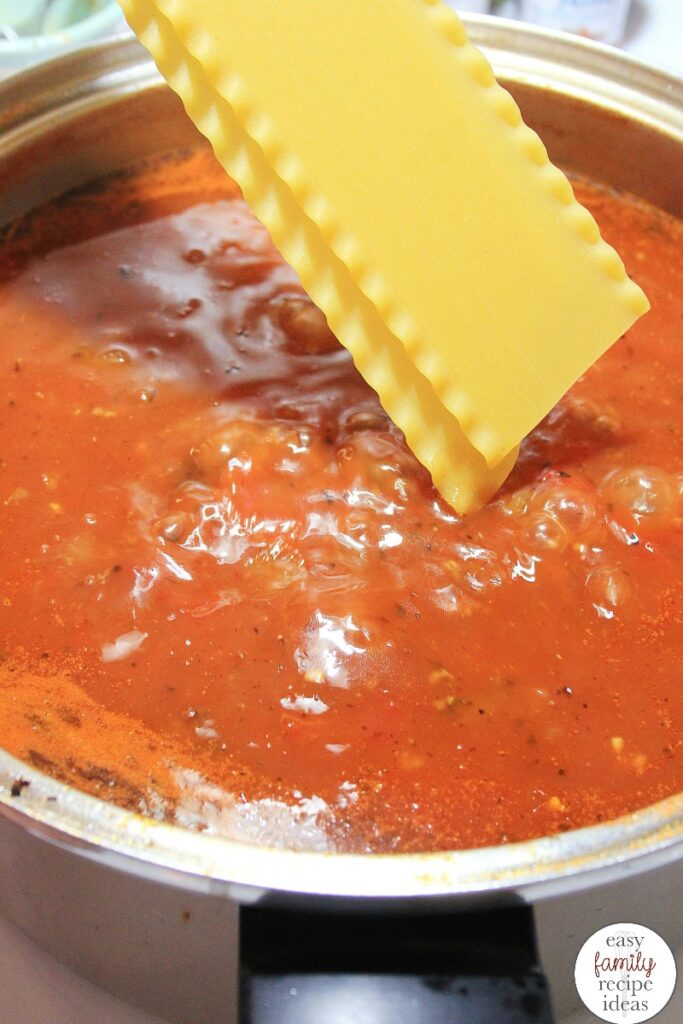 Don't miss out on this super simple Lasagna Soup recipe! It's so simple and filling and everyone in your family is going to love it. This Easy One-Pot Lasagna Soup is easy to make and the perfect winter dinner idea. Get ready for the perfect Easy Family Recipe with this Tasty Homemade Soup Recipe perfect for Winter.