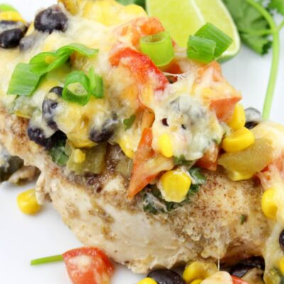 Easy Southwest Chicken Recipe – Delicious Easy Family Recipe Idea