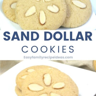 Easy Sand Dollar Cookies for a Delicious Summer Treat