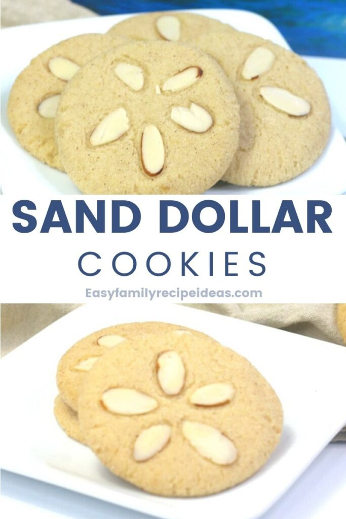 These Sand Dollar Cookies are so tasty and simple! If you're ready to head to the beach, add these cinnamon sugar summer cookies as a fun snack idea. Cinnamon Sugar Sand Dollar Cookies for a Summer Party or Beach Party Dessert