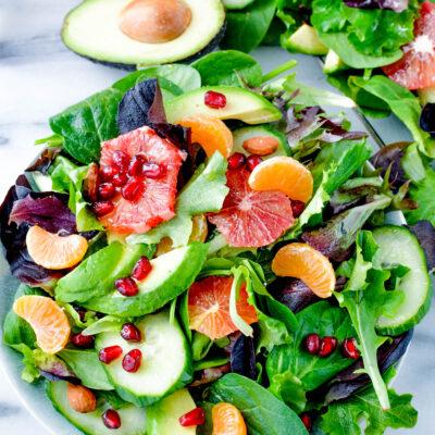 Winter Citrus Salad – Easy and Healthy Recipe Idea